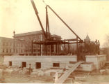 Construction of the Federal Building in Cape Girardeau, 1909-1910